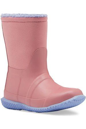 Hunter Girl's Sherpa Original Snow Boots - - Size 2 (Child)