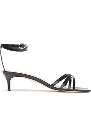 By Far Woman Kaia Patent-leather Sandals Size 41
