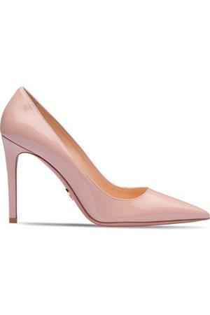 Prada Women Pumps - High-heel patent pumps