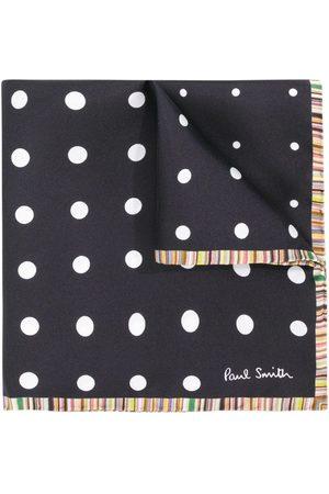 Paul Smith Polka-dot pocket square