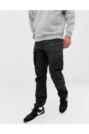 G-Star Rovic tapered fit zip 3D cargo pants in