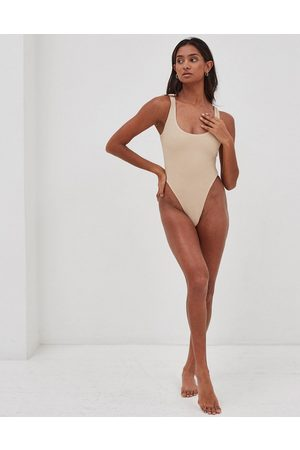 4th & Reckless Women Swimsuits - 4th & Reckless Lani textured swimsuit in