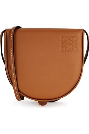 Loewe Heel small leather pouch