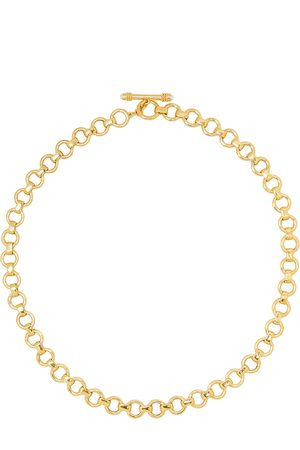 Daphine Baby Bea 18kt -plated necklace