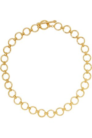 Daphine Bea 18kt -plated necklace