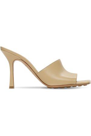 Bottega Veneta Women Sandals - 90mm Leather Sandals