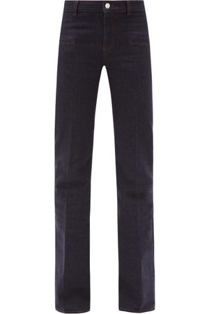 Altuzarra Serge High-rise Flared-leg Jeans - Womens - Denim