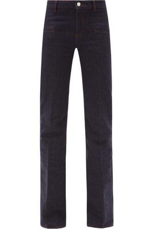 Altuzarra Women High Waisted - Serge High-rise Flared-leg Jeans - Womens - Denim