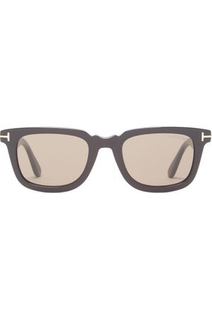 Tom Ford Square Acetate Sunglasses - Mens