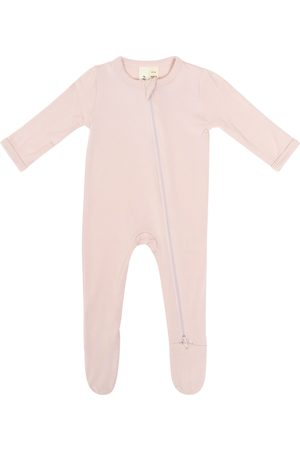 Kyte Baby Infant Girl's Zip-Up Footie