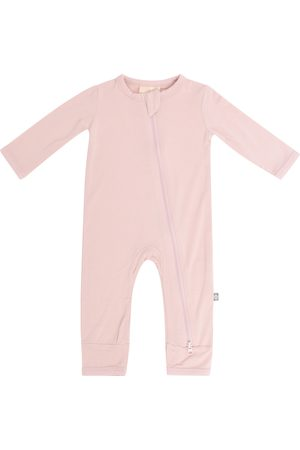 Kyte Baby Infant Girl's Zip-Up Romper