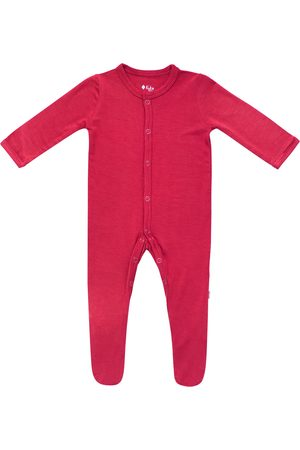 Kyte Baby Infant Girl's Snap Footie