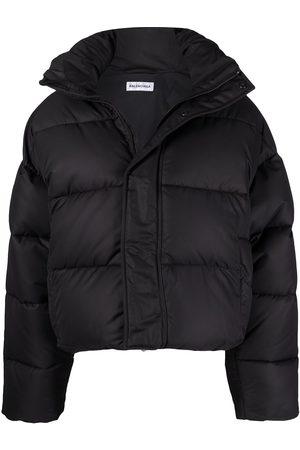 Balenciaga BB puffer jacket