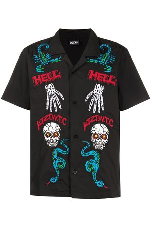 KTZ Monster short-sleeve shirt