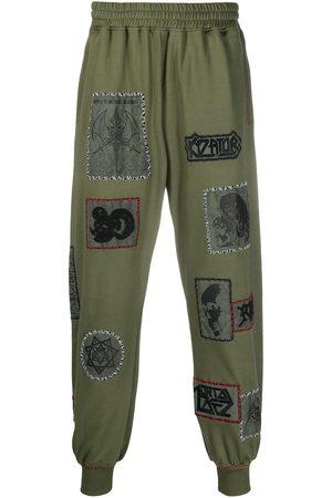 KTZ Multi-patch track pants