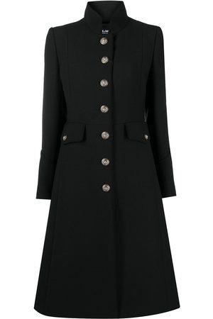 Dolce & Gabbana Woolen single-breasted coat