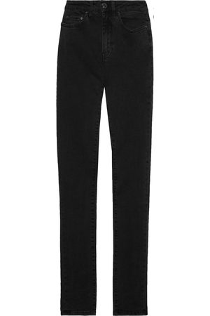 Acne Studios Woman High-rise Slim-leg Jeans Size 23W-32L