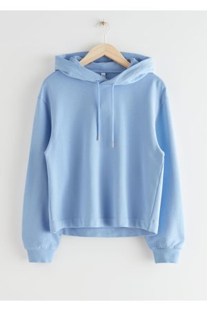 & OTHER STORIES Boxy Drawstring Hoodie