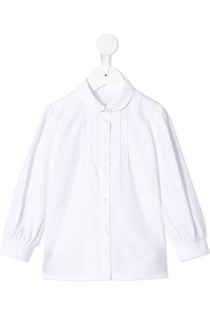 Familiar Girls Shirts - Peter pan collar shirt