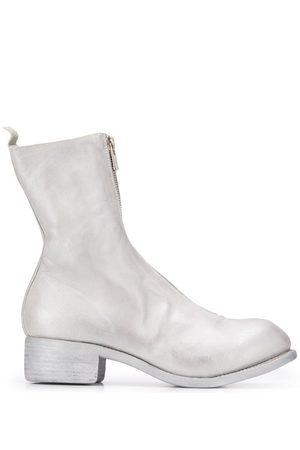 Guidi Men Boots - Front zip boots