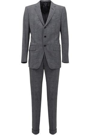 Tom Ford Jb 25 Single Breast Wool Day Suit