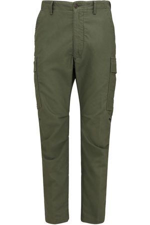 Tom Ford Japanese Cotton Cargo Pants