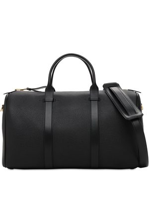 Tom Ford Buckley Holdall Leather Duffle Bag
