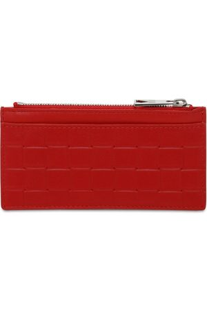Bottega Veneta Intreccio Leather Card Holder