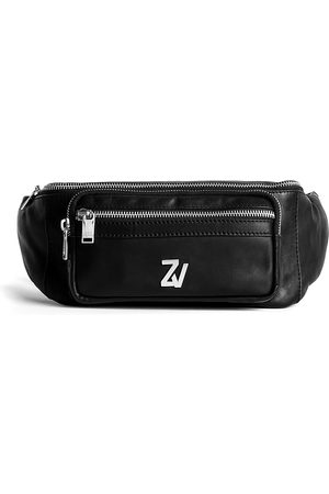 Zadig & Voltaire Zv Initiale Jude Leather Waist Pack