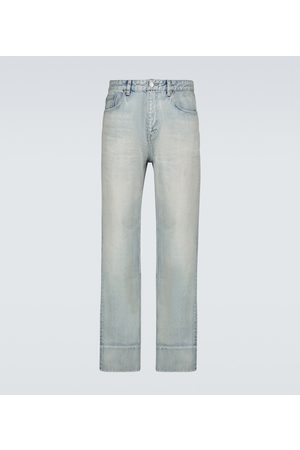 Balenciaga Regular stonewashed jeans