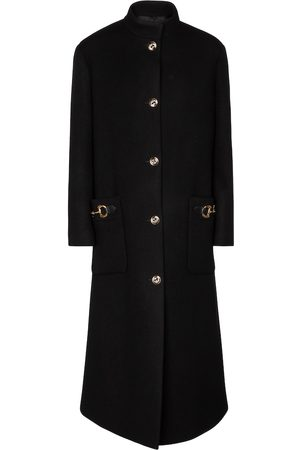 Gucci Women Coats - Wool coat