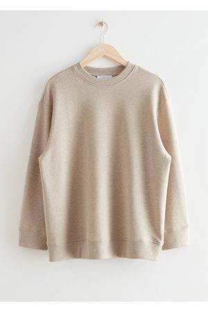 & OTHER STORIES Relaxed Cotton Sweatshirt