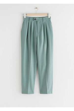& OTHER STORIES Press Crease Trousers