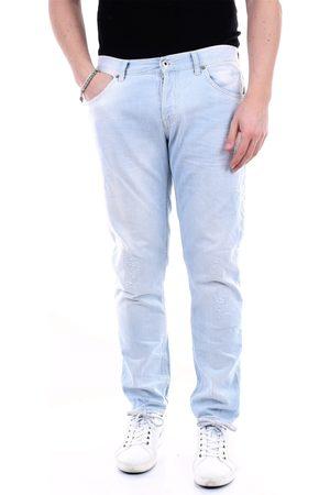 Dondup Slim Men Light jeans cotton