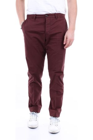 Nine In The Morning Men Chinos - Chino Men Amaranth