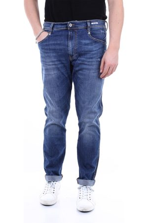 UNIFORM Skinny Men Dark jeans