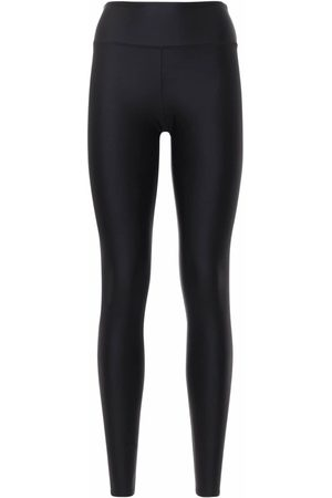 Balenciaga High Waist Spandex Jersey Leggings