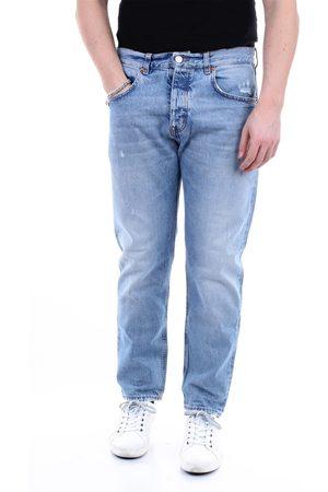 haikure Slim Men Light jeans cotton