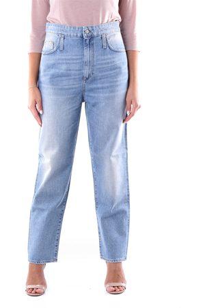 DEPARTMENT 5 Straight Women Light jeans