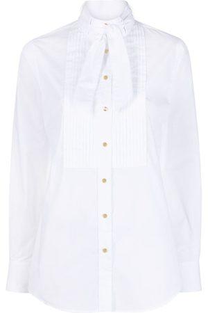 Dolce & Gabbana Pussy-bow shirt