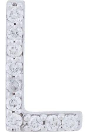 ALINKA Women Studs - 18kt ID diamond stud single earring - Metallic