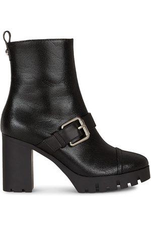 Giuseppe Zanotti Side-buckle ankle boots