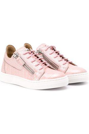 Giuseppe Zanotti Zip-up sneakers