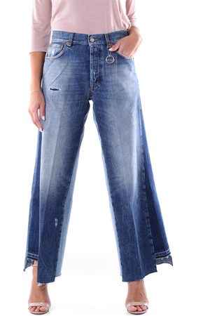 DEPARTMENT 5 Wide Fund Women jeans