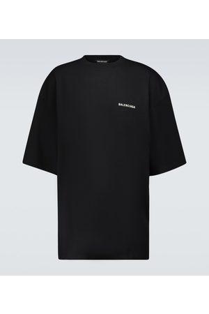 "Balenciaga Oversized ""Defile"" T-shirt"