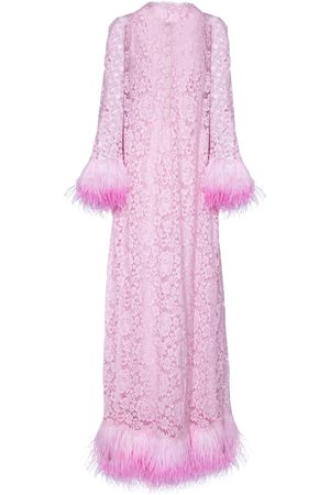 Dolce & Gabbana Crystal-embellished lace gown
