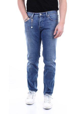C PLUS Slim Men jeans elastane cotton