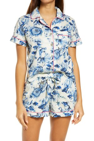 The Lazy Poet Women's Nina Beta Fish Short Pajamas
