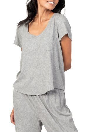 LIVELY Women's Pocket T-Shirt