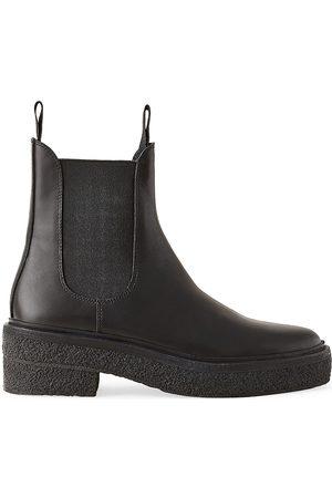 Loeffler Randall Women's Raquel Leather Chelsea Boots - - Size 10.5